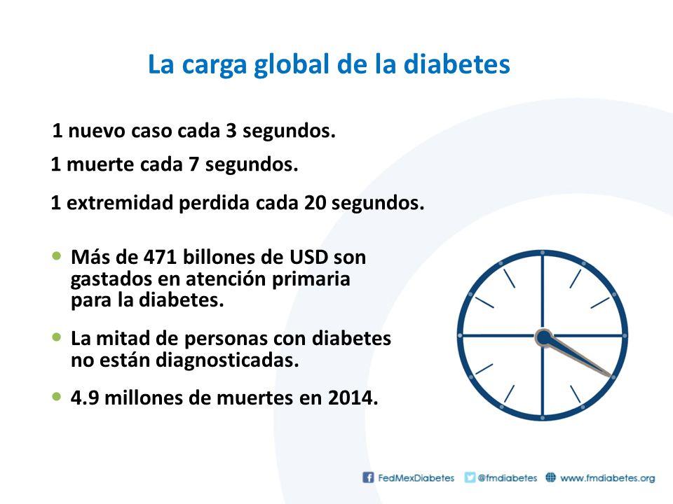 diabetes tipo 1 20 segundos