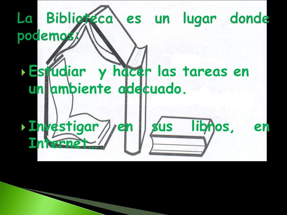 Formación de Usuarios GUÍA DE LA BIBLIOTECA IES Los