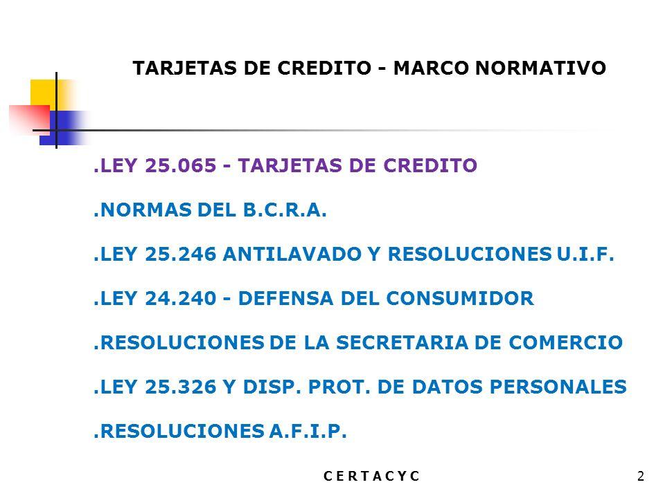1 El crédito para consumo en las economías regionales de la mano de ...