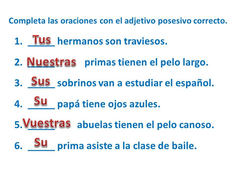 Español 1 Viernes El 3 De Mayo Tarea Hw P 162 7 168 9