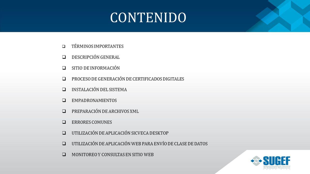 Inducción SICVECA Sistema de Captura Verificación y Carga de Datos ...
