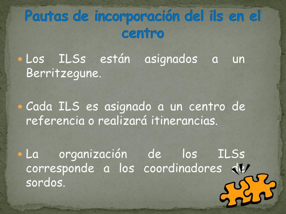 LA FIGURA DEL INTÉRPRETE DE LENGUA DE SIGNOS (ILS) EN EL ÁMBITO ...
