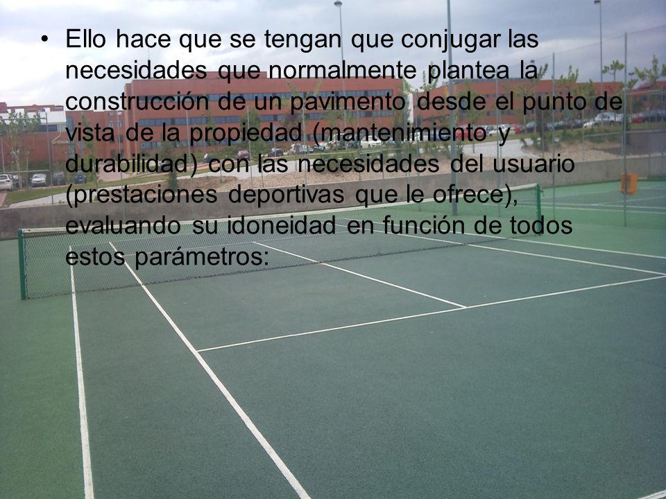 Pavimento Que Es : Tema 6 pavimentos de las instalaciones deportivas nacho román np