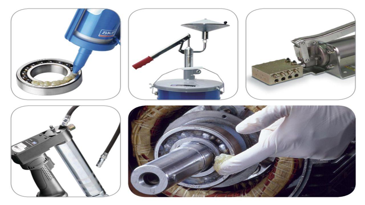 Sistema de lubricación manual