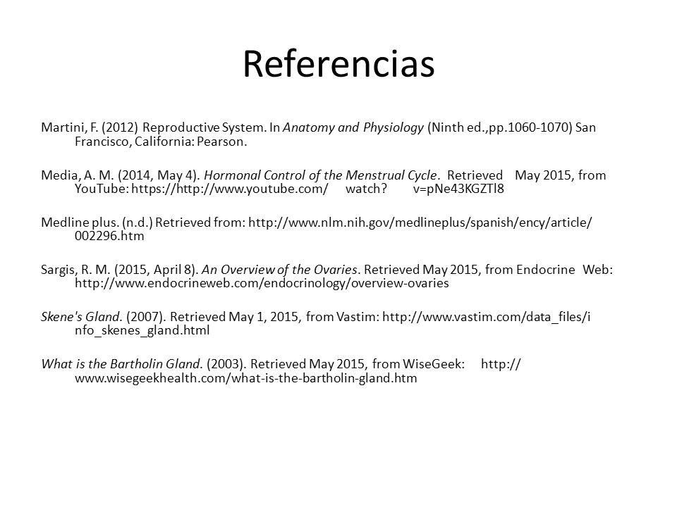 Anatomía y Fisiología del Sistema Reproductor Masculino y Femenino ...