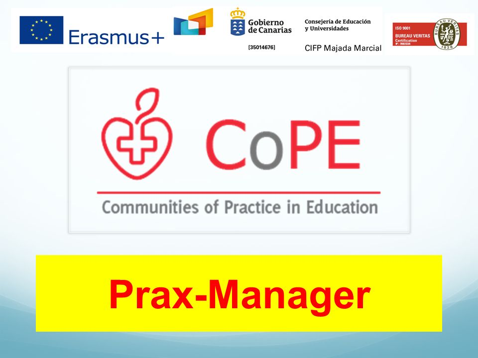 Prax-Manager