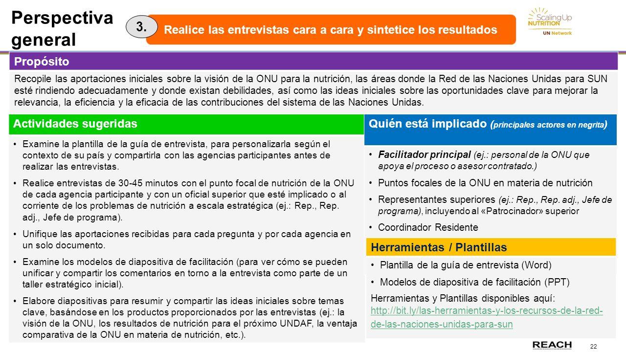Red de las Naciones Unidas para SUN Guía de directrices Desarrollar ...