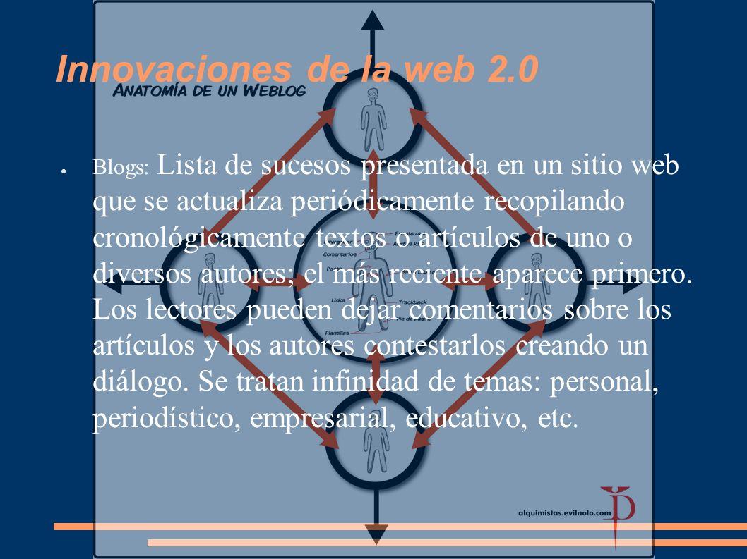 La web 2.0 Es un concepto desarrollado en 2004 por Tim O\'Really para ...