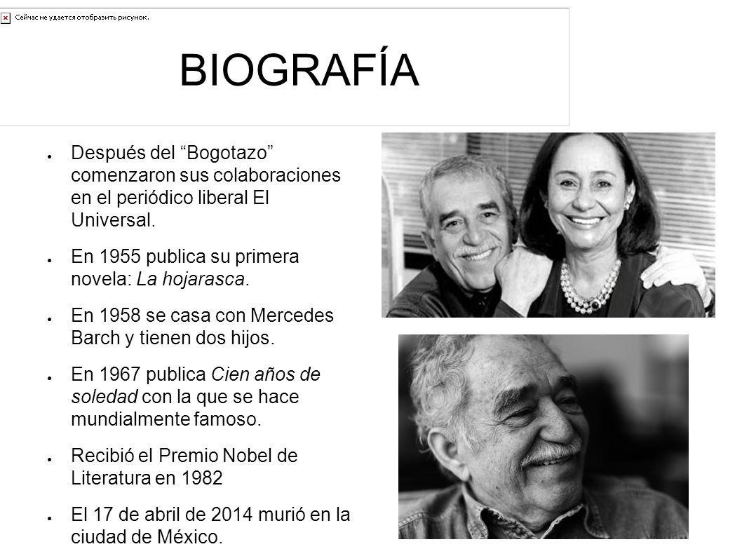 Gabriel García Márquez Indice Biografía Obras Estilo Cien Años De Soledad Fragmento Citas Célebres Bibliografía Y Webgrafía Ppt Descargar