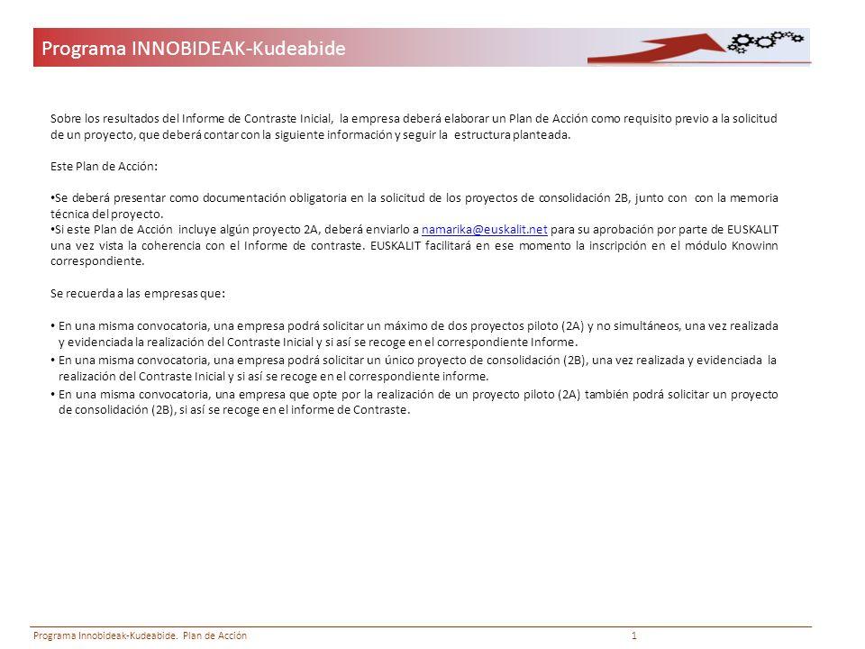 Programa INNOBIDEAK-KUDEABIDE Modelo de plantilla para el Plan de ...