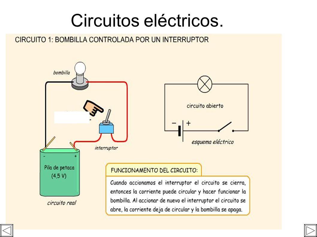 Circuito Abierto : Circuito eléctrico circuito eléctrico un circuito eléctrico es