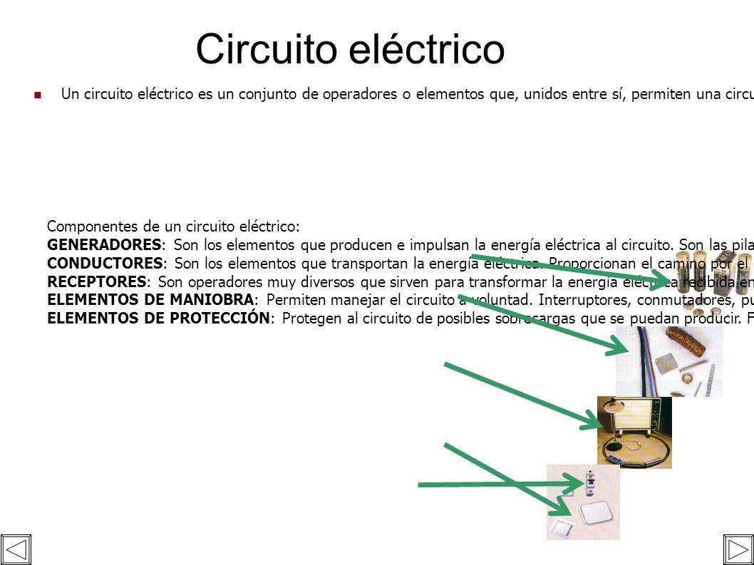 Circuito Basico Electrico : Circuito eléctrico circuito eléctrico un circuito eléctrico es