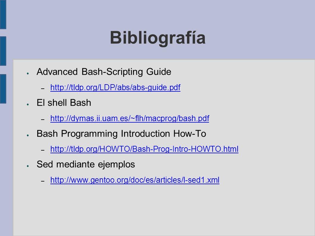 Programación de Shell Scripts (III) Antonio Durán  - ppt