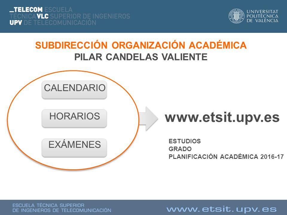 Calendario Etsit.Jornadas De Bienvenida Curso Habilita Para La Profesion De Ingeniero