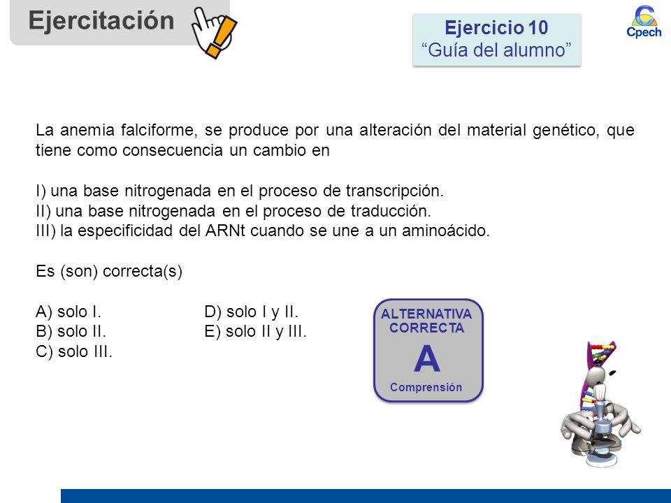 PPTCEL002BL11-A16V1 Clase Expresión de la información genética ...