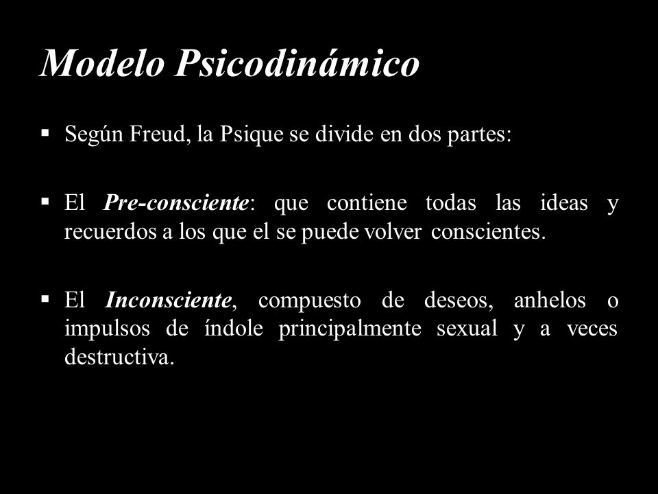 Psicología de la Personalidad Modelos Teóricos para el estudio de la ...