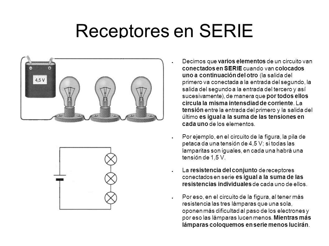 Circuito En Serie : ConexiÓn de componentes elÉctricos serie y paralelo ppt descargar