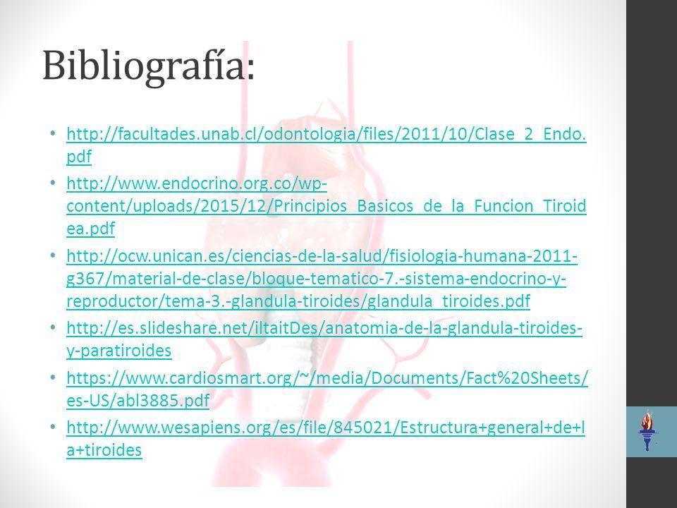 Hipotálamo-Tiroides-Paratiroides - ppt descargar