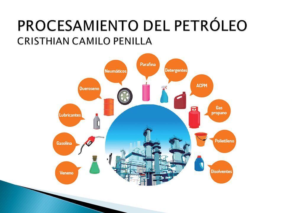 Resultado de imagen de petroleo quimica refineria circular