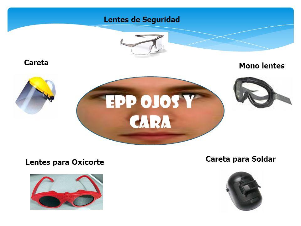 336b3840d6 4 EPP OJOS Y CARA Lentes de Seguridad Mono lentes Careta Lentes para  Oxicorte Careta para Soldar