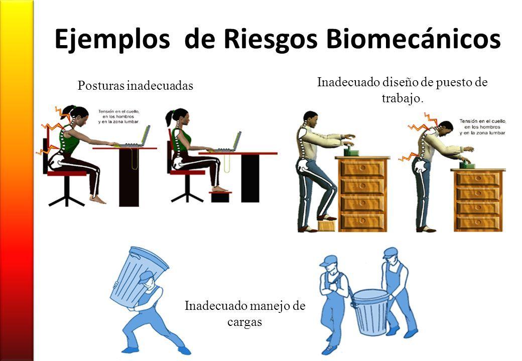 RIESGO BIOMECANICO - ppt descargar