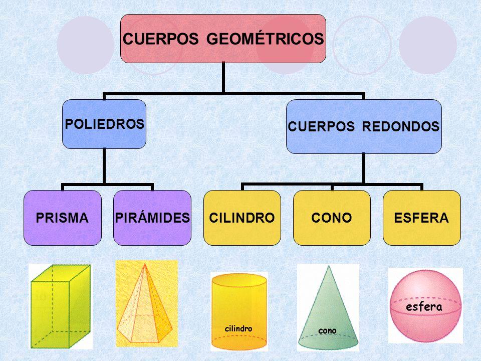 Resultado de imagen de poliedros y cuerpos redondos