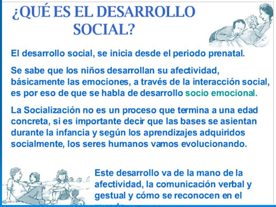 DESARROLLO SOCIAL EN LA INFANCIA EBOOK