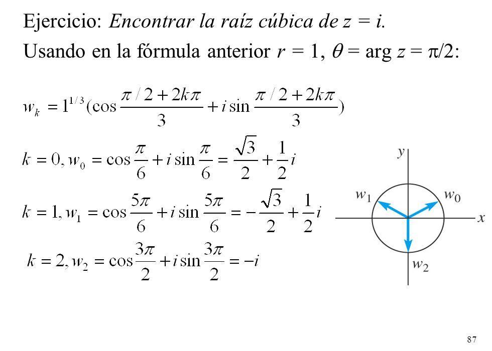 1 10. Números complejos. 2 Un número complejo z es un par ordenado ...