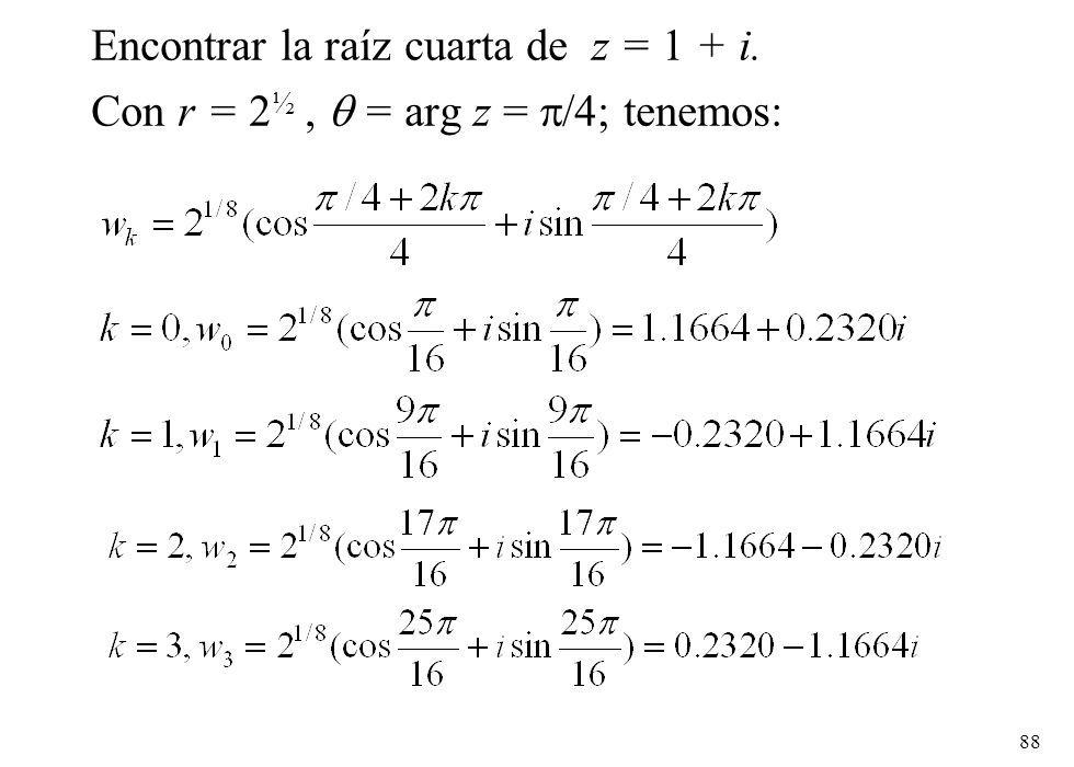 1 10. Números complejos. 2 Un número complejo z es un par ...