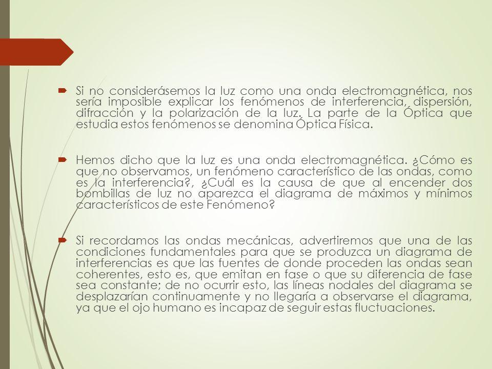 TERCERA UNIDAD METROLOGÍA ÓPTICA E INSTRUMENTACIÓN BÁSICA. - ppt ...