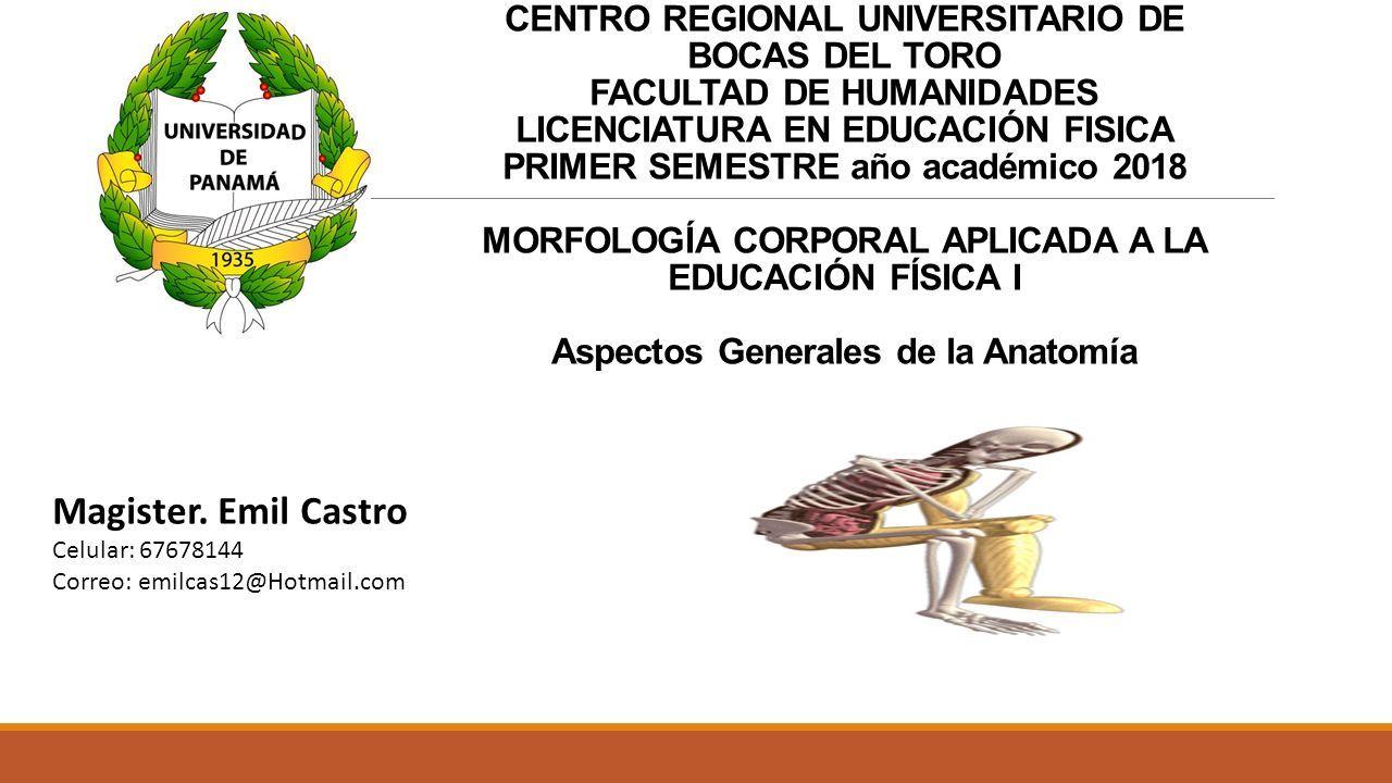 CENTRO REGIONAL UNIVERSITARIO DE BOCAS DEL TORO FACULTAD DE ...