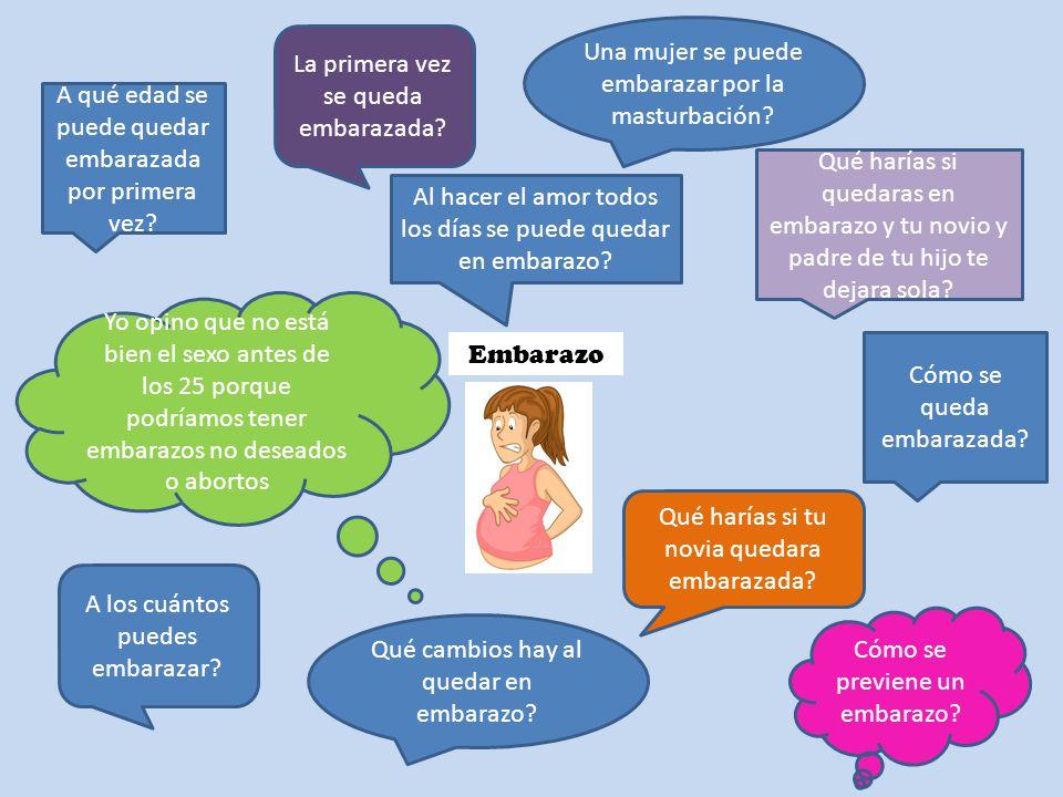 A que edad puede quedar embarazada la mujer