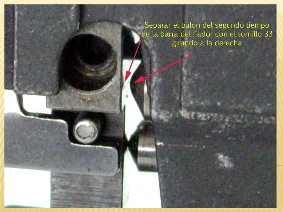 Girar Del  Ajuste El Moderno Tornillo Disparador 33 Hacia mn80vNwO
