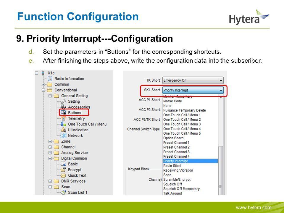 CPS Configuration Guide-DMR Terminals  - ppt descargar