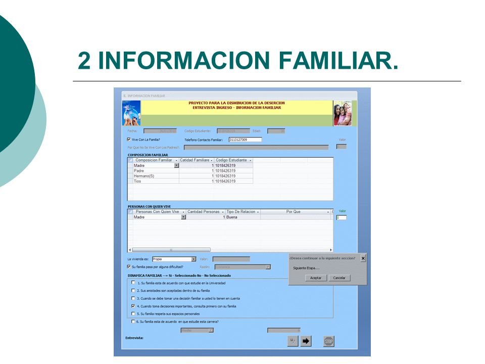 2 INFORMACION FAMILIAR.