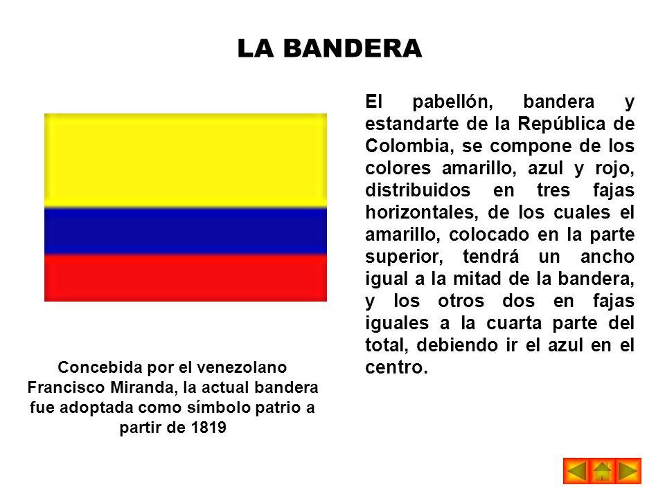 Que se significa la bandera de colombia