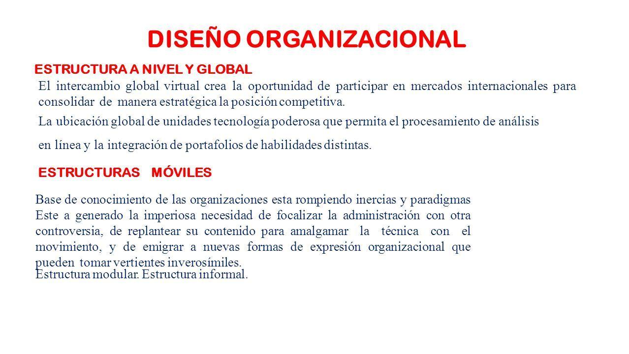 Estructura Organizacional Enfoque Clasico Y Alterno Ppt